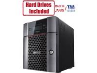 Buffalo TeraStation 6400DN 16TB (2 x 8TB) Desktop NAS Hard Drives Included + Snapshot