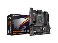 Aorus Ultra Durable B460M AORUS PRO Desktop Motherboard - Intel Chipset - Socket LGA-1200 - Intel Optane Memory Ready - Micro ATX