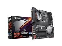 Aorus Ultra Durable B460 AORUS PRO AC Desktop Motherboard - Intel Chipset - Socket LGA-1200