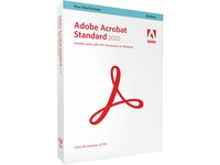 Adobe Acrobat 2020 Standard - Box Pack - 1 User