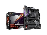 Aorus Ultra Durable B550 AORUS MASTER Desktop Motherboard - AMD Chipset - Socket AM4