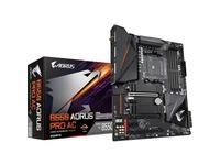 Aorus Ultra Durable B550 AORUS PRO AC Desktop Motherboard - AMD Chipset - Socket AM4