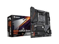 Aorus Ultra Durable B550 AORUS PRO Desktop Motherboard - AMD Chipset - Socket AM4
