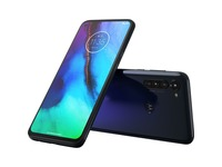 "Motorola moto g stylus XT2043-4 128 GB Smartphone - 6.4"" LCD Full HD Plus 2300 x 1080 - 4 GB RAM - Android 10 - 4G - Mystic Indigo"
