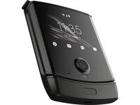 "Motorola razr XT2000-2 128 GB Smartphone - 6.2"" P-OLED HD 2142 x 876 - 6 GB RAM - Android 10 - 4G - Black"