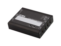 Aten 4-port USB 2.0 CAT 5 Extender (100m)