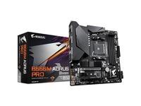 Aorus Ultra Durable B550M AORUS PRO Desktop Motherboard - AMD Chipset - Socket AM4