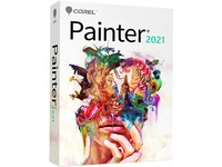 Corel Painter 2021 - Box Pack (Upgrade) - 1 User