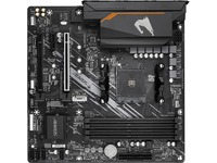 Aorus Ultra Durable B550M AORUS ELITE Desktop Motherboard - AMD Chipset - Socket AM4