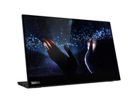 """Lenovo ThinkVision M14t 14"""" LCD Touchscreen Monitor - 16:9 - 6 ms Extreme Mode"""