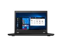 "Lenovo ThinkPad P17 Gen 1 20SN003YUS 17.3"" Mobile Workstation - Full HD - 1920 x 1080 - Intel Core i7 10th Gen i7-10750H Hexa-core (6 Core) 2.60 GHz - 16 GB RAM - 512 GB SSD - Black"