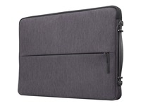 "Lenovo Business Casual Carrying Case (Sleeve) for 13"" Notebook - Charcoal Gray"