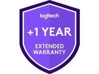 Logitech Warranty/Support - 1 Year Extended Warranty - Warranty