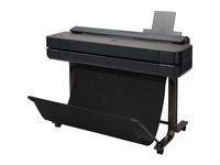 """HP Designjet T650 Inkjet Large Format Printer - 35.98"""" Print Width - Color"""