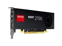 Barco AMD Radeon Pro Graphic Card - 2 GB GDDR5