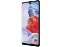 "LG Stylo 6 LMQ730QM7 64 GB Smartphone - 6.8"" LCD Full HD 2460 x 1080 - 4 GB RAM - Android 10 - 4G - Holographic White"