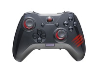 Mad Catz The Authentic C.A.T. 7 Wired Game Controller - Black