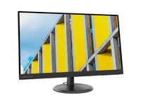 """Lenovo D27-30 27"""" Full HD WLED LCD Monitor - 16:9 - Raven Black"""