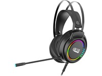 Adesso Stereo Gaming Headset with Adjustable Noise Cancelling Microphone