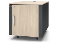 APC by Schneider Electric NetShelter CX Mini 12U Soundproof Enclosure