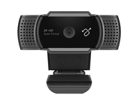 Aluratek AWC2KF Video Conferencing Camera - 5 Megapixel - 30 fps - Black, Gray - USB 2.0