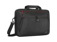 "Lenovo Essential Plus Carrying Case Rugged (Briefcase) for 15.6"" Notebook - Black"