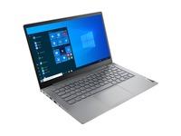 "Lenovo ThinkBook 14 G2 ITL 20VD0034US 14"" Touchscreen Notebook - Full HD - 1920 x 1080 - Intel Core i7 i7-1165G7 Quad-core (4 Core) 2.80 GHz - 16 GB RAM - 512 GB SSD - Mineral Gray"