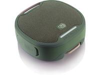 Braven BRV-S Portable Bluetooth Speaker System - 5 W RMS - Green
