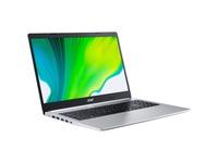 """Acer Aspire 5 A515-45 A515-45-R48C 15.6"""" Notebook - Full HD - 1920 x 1080 - AMD Ryzen 3 5300U Quad-core (4 Core) 2.60 GHz - 8 GB RAM - 256 GB SSD - Pure Silver"""
