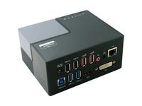 4XEM USB 3.0 Universal Docking Station Deluxe
