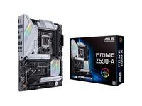 Asus Prime Z590-A Desktop Motherboard - Intel Chipset - Socket LGA-1200 - Intel Optane Memory Ready - ATX