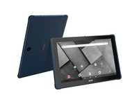 "Acer ENDURO Urban T1 EUT110A-11A EUT110A-11A-K4QH Tablet - 10.1"" WUXGA - MediaTek Cortex A35 MT8167A Quad-core (4 Core) 1.50 GHz - 2 GB RAM - 32 GB Storage - Android 10 (Go Edition) - Blue"