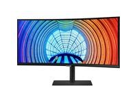 "Samsung S34A654UXN 34"" UW-QHD Curved Screen LED LCD Monitor - 21:9 - Black"