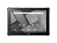 "Acer ENDURO Urban T1 EUT110A-11A EUT110A-11A-K2L3 Tablet - 10.1"" WUXGA - Cortex A35 MT8167A Quad-core (4 Core) 1.50 GHz - 2 GB RAM - 32 GB Storage - Android 10 (Go Edition) - Green"
