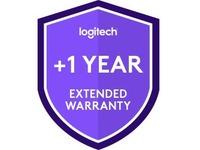 Logitech One year extended warranty for Logitech Rally Bar