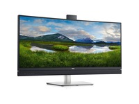 "Dell C3422WE 34.1"" WQHD Curved Screen Edge WLED LCD Monitor - 21:9 - Platinum Silver"