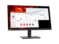 "Lenovo ThinkVision S27e-20 27"" Full HD LED LCD Monitor - 16:9 - Raven Black"