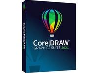 Corel CorelDRAW Graphics Suite 2021 - Box Pack - 1 License