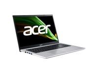 "Acer Aspire 3 A315-58 A315-58-39QZ 15.6"" Notebook - Full HD - 1920 x 1080 - Intel Core i3 11th Gen i3-1115G4 Dual-core (2 Core) 3 GHz - 8 GB RAM - 256 GB SSD - Pure Silver"