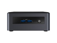 Intel NUC 10 Performance NUC10i7FNHN Barebone System Mini PC - IntelIntel Core i7 10th Gen i7-10710U Hexa-core (6 Core)