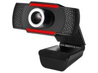 Adesso CyberTrack H3 Webcam - 1.3 Megapixel - 30 fps - USB 2.0 - TAA Compliant