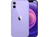 "Apple iPhone 12 A2402 256 GB Smartphone - 6.1""OLED2532 x 1170 - Dual-core (2 Core) 3.10 GHz - 4 GB RAM - iOS 14 - 5G - Purple"