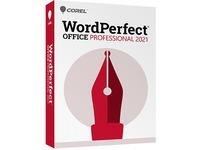 Corel WordPerfect Office 2021 Professional - Box Pack (Upgrade) - 1 User