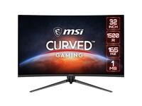 "MSI Optix AG321CQR 31.5"" WQHD Curved Screen LED Gaming LCD Monitor - 16:9"