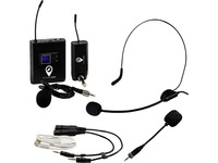 Anywhere Cart Professional Rechargeable UHF Wireless Microphone Kit