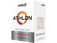 AMD Athlon 3000G Dual-core (2 Core) 3.50 GHz Processor - Retail Pack