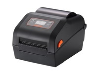 Bixolon Xd5-40d Desktop Direct Thermal Printer - Monochrome - Label Print - Ethernet - USB - Yes - Serial - Black