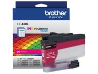 Brother INKvestment LC406M Original Ink Cartridge - Single Pack - Magenta