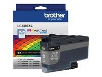 Brother INKvestment LC406XLBK Original Ink Cartridge - Single Pack - Black