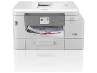 Brother INKvestment Tank MFC-J4535DW Wireless Inkjet Multifunction Printer - Color